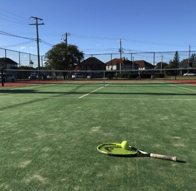 Book a Court - Michael Mills Tennis Coaching Newcastle