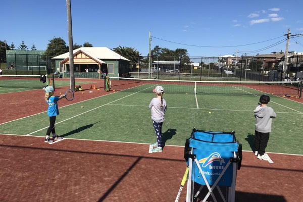 Michael Mills Tennis Coaching and Club